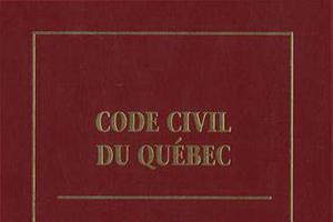 Un grand nettoyage pour le code civil du qu bec droit inc - Article 640 du code civil ...