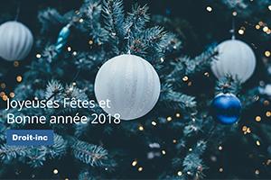 Les plus belles cartes de Noël des cabinets! | Droit Inc.