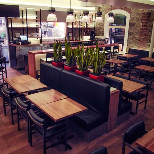Restaurant Beau Decor Lyon : Beau décor belle assiette droit inc