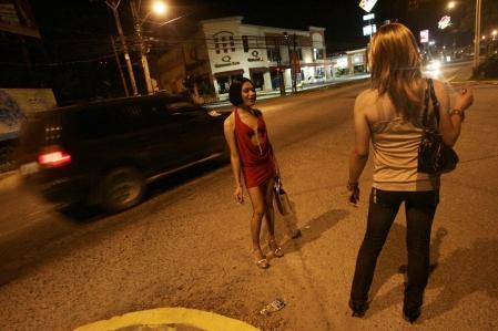 Prostituée en vitrine amsterdam