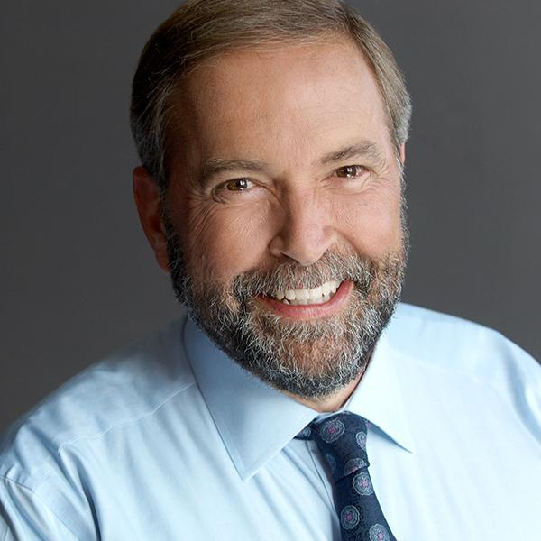 Me Tom Mulcair