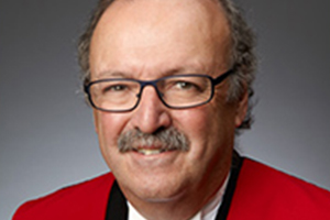 L'honorable Jacques R. Fournier. Photo : Site Web des tribunaux du Québec.