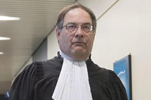 L'avocat criminaliste de Québec, Jean Petit. Photo : LA PRESSE CANADIENNE / JACQUES BOISSINOT