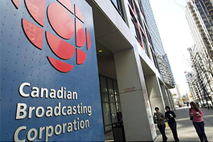 Publicité partisane : CBC/Radio-Canada poursuit le Parti conservateur. Photo : Radio-Canada