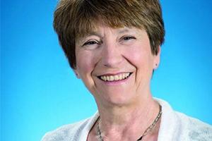 Françoise David, l'ancienne porte-parole de Québec solidaire et ancienne militante marxiste-léniniste. Photo : Site Web de l'Assemblée nationale du Québec