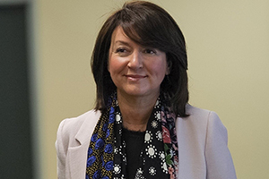 Nathalie Normandeau. Photo : Radio-Canada