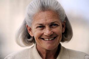Élisabeth Badinter. Photo : Wikipédia