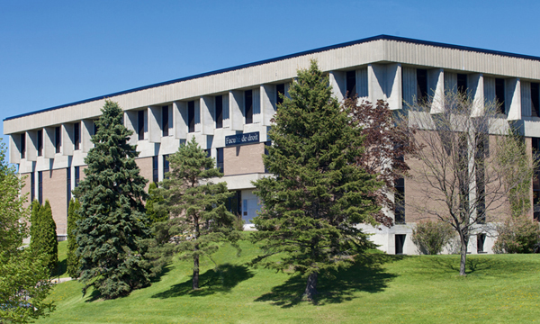 Université de Sherbrooke. Photo : Université Sherbrooke