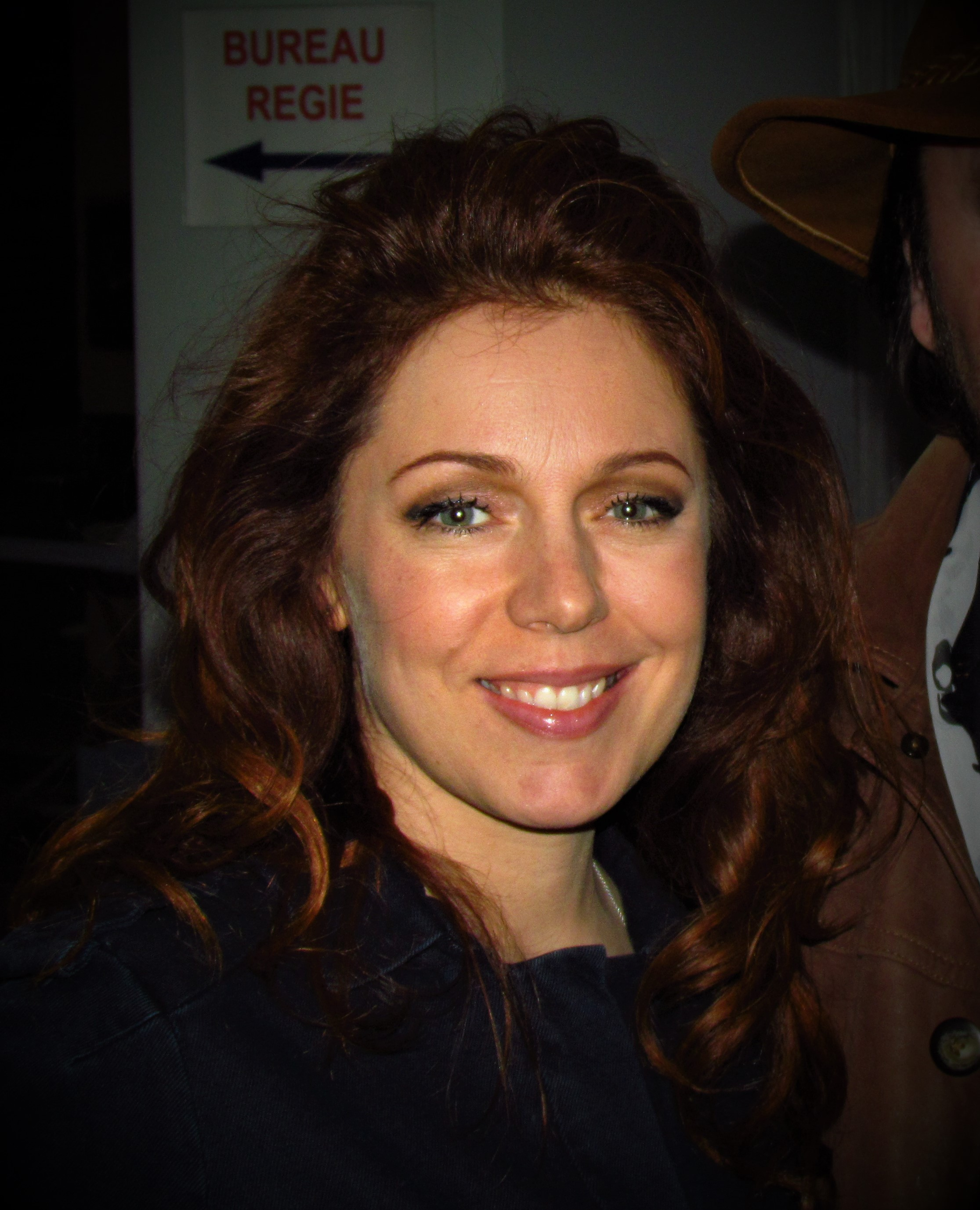 Isabelle Boulay. Photo : Wikimedia.