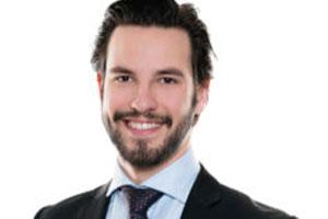 Me Nicolas Cossette.  Photo: PFC Lawyers website