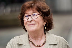 Louise Arbour. Photo : Radio-Canada