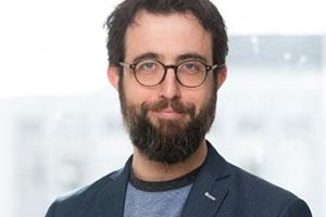 Louis-Philippe Lampron.  Photo: Laval University website