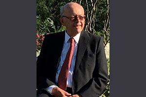 Me Marc Bourgeois would have celebrated his 60th anniversary this year as a member of the Bar ... Photo: Canada Obituaries website
