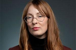 Me Virginie Dufresne-Lemire is the lawyer who will represent Mamadi III Fara Camara.  Photo: LinkedIn