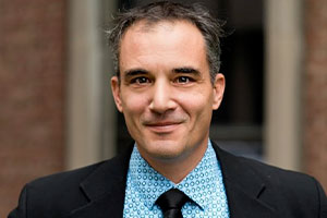 Michael Saini.  Photo: University of Toronto website