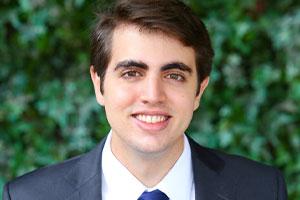 Mateus Costa-Ribeiro.  Photo: LinkedIn