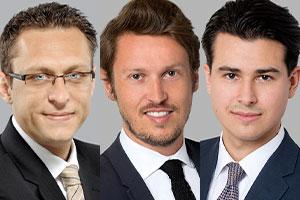 R3D Conseil was represented by Jean-François Noël, Vincent Garibaldi and Gabriel Paquette.  Photos: BCF website