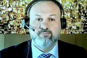 MindGeek Chairman and CEO Feras Antoon.  Source: Radio-Canada
